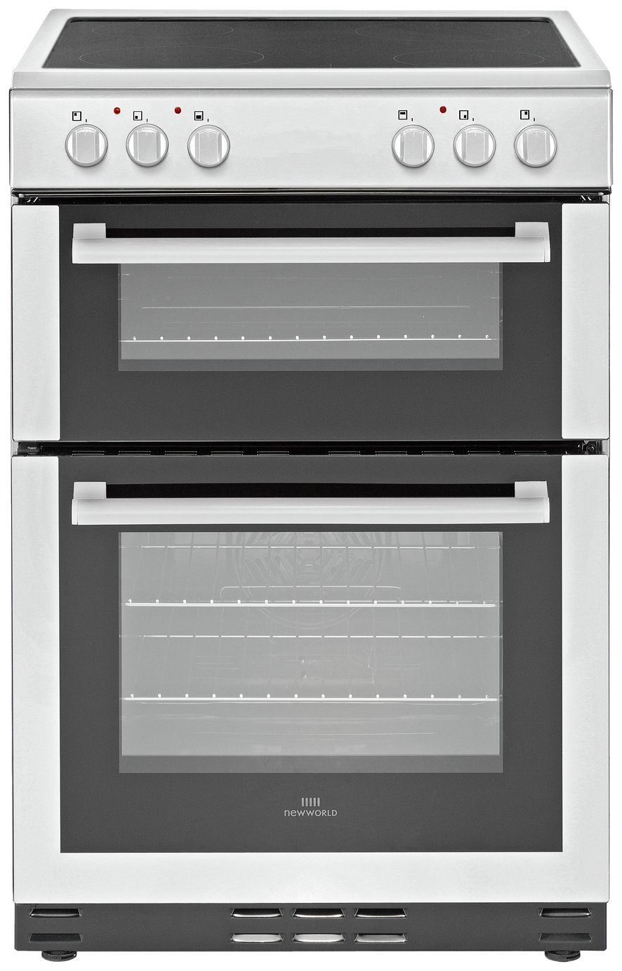 New World - 60EDOC Electric Cooker - White from New World