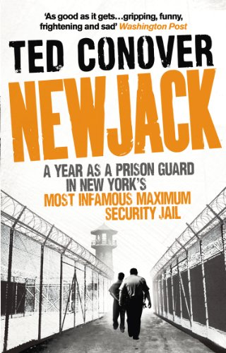 Newjack: A Year as a Prison Guard in New York's Most Infamous Maximum Security Jail from Ebury Press