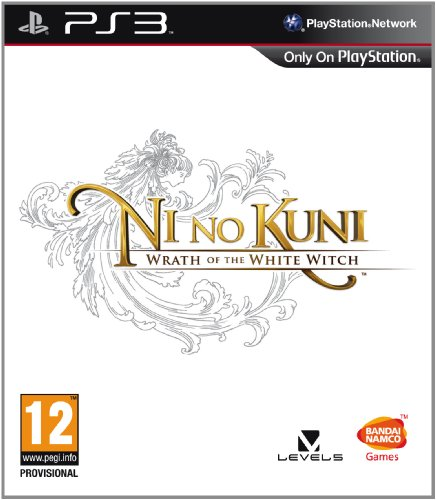Ni No Kuni - Wrath of the White Witch (PS3) from Namco Bandai