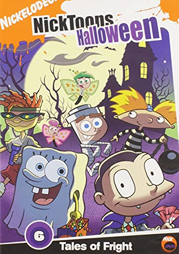 Nicktoons: Halloween [DVD] [2003] [Region 1] [US Import] [NTSC] from Paramount Home Video