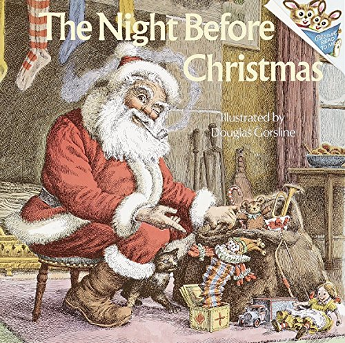 Night Before Christmas (Picturebacks) (Pictureback(R)) from Random House Books for Young Readers