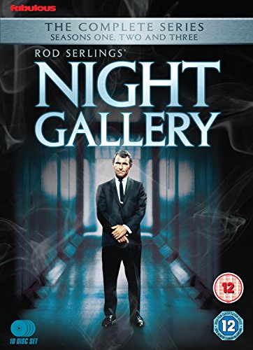 Night Gallery - The Complete Series (10 disc box set) [DVD] from Fremantle