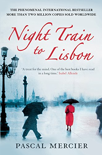 Night Train To Lisbon from Atlantic Books