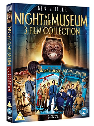 Night at the Museum 1-3 [DVD] [2006] from 20th Century Fox Home Entertainment