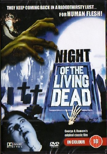 Night of The Living Dead [DVD] from Boulevard