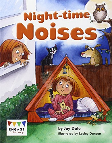 Night-time Noises (Engage Literacy Green) from Raintree