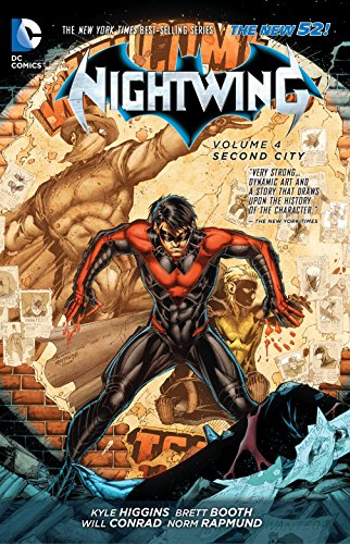 Nightwing Volume 4: Second City TP (The New 52) (Nightwing (Numbered)) from DC Comics