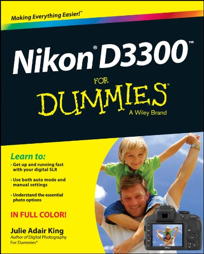 Nikon D3300 For Dummies from For Dummies