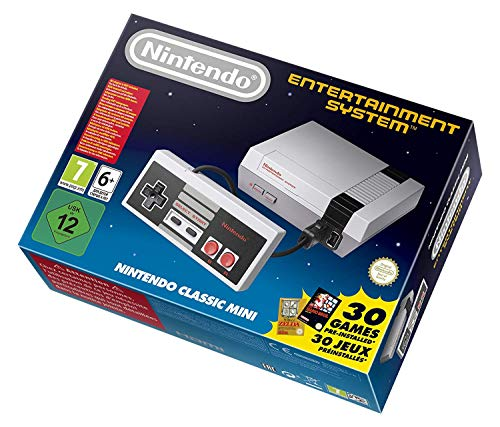 Nintendo Classic Mini: Nintendo Entertainment System (Electronic Games) from Nintendo