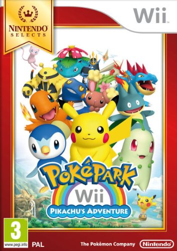 Nintendo Selects : PokePark - Pikachu's Adventure (Nintendo Wii) from Nintendo
