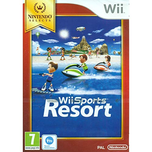 Nintendo Selects : Sports Resort (Nintendo Wii) from Nintendo UK