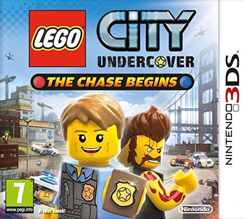 Nintendo Selects - Lego City Undercover: The Chase Begins (Nintendo 3DS) from Nintendo