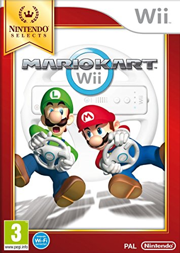 Nintendo Selects: Mario Kart Wii - Game Only (Nintendo Wii) from Nintendo