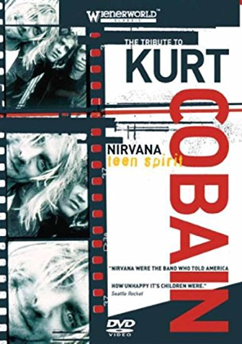 Nirvana: Teen Spirit - A Tribute To Kurt Cobain [DVD] from Wienerworld