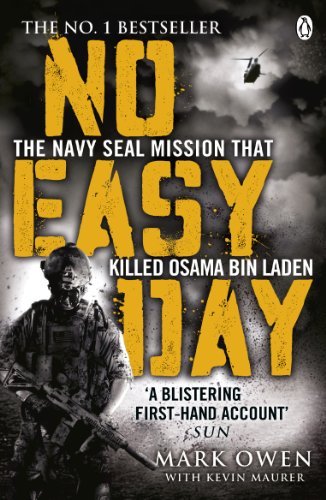 No Easy Day: The Only First-hand Account of the Navy Seal Mission that Killed Osama bin Laden from Penguin