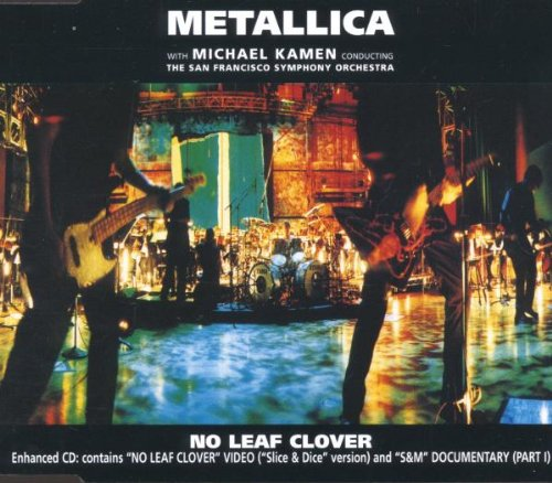 No Leaf Clover [CD 1]