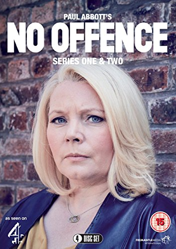 No Offence: Series 1-2 [DVD] from Spirit Entertainment Limited