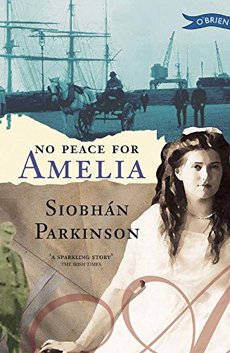 No Peace for Amelia from O'Brien Press