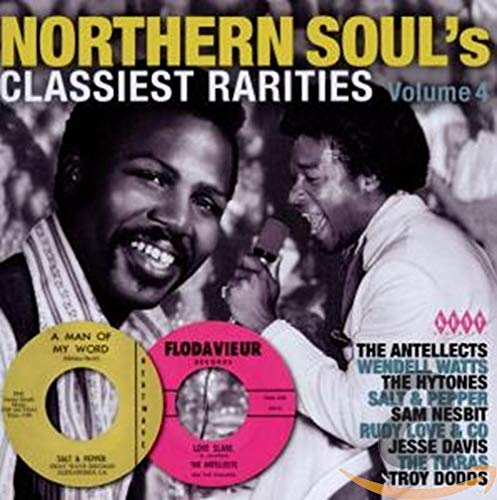 Northern Soul's Classiest Rarities Vol 4 from KENT