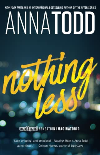 Nothing Less: The Landon Series 02 from Gallery Books