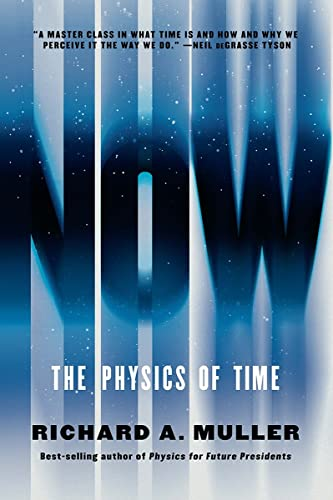 Now: The Physics of Time from W. W. Norton & Company