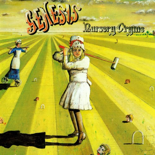 Nursery Cryme (2008 Digital Remaster And Stereo Mix) from EMI MKTG