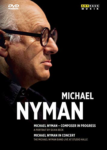 Nyman: Doc and Concert Box (Composer In Progress;  Nyman In Concert) [DVD] [2010] [NTSC] from ARTHAUS