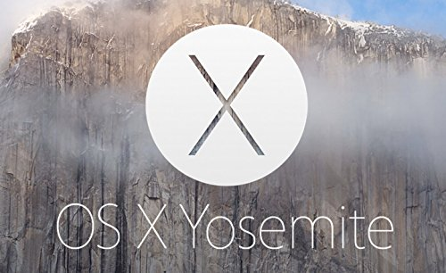 OS X Yosemite 10.10 Full Install Or Upgrade Bootable 8GB USB Stick [Not DVD / CD] from RTC