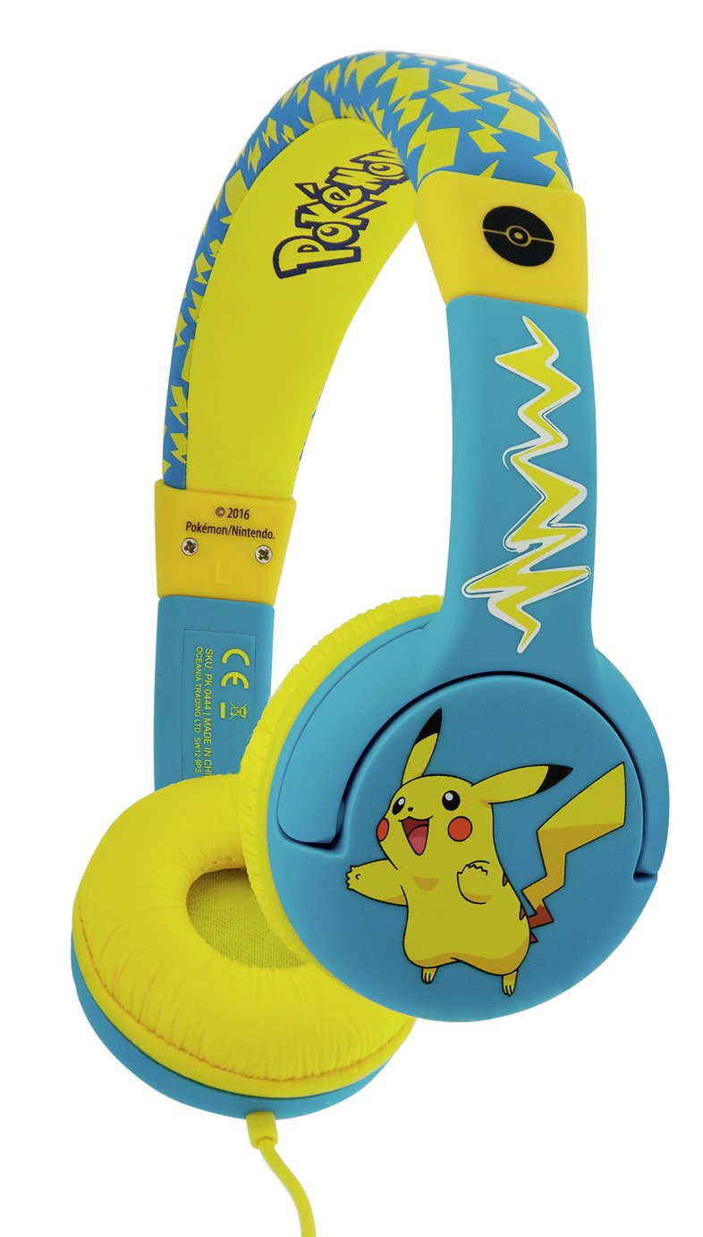 OTL Pokemon Junior Headphones - Blue from Pokemon