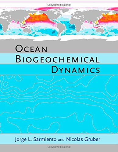 Ocean Biogeochemical Dynamics from Princeton University Press