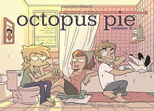 Octopus Pie Volume 2 from Image Comics