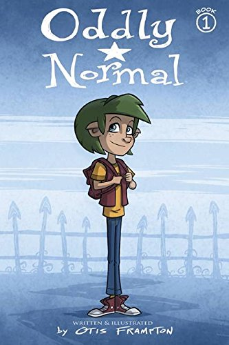 Oddly Normal Book 1 from Image Comics