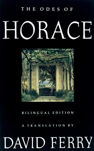 Odes of Horace Pb from FSG