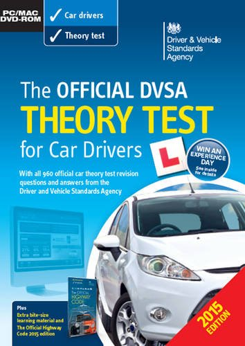 Off Dvsa Theory Test for Car DVD-Rom2015 from TSO