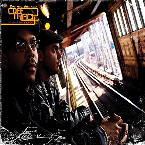 Off Track Compiled & Mixed by Kon & Amir Vol2 [VINYL]