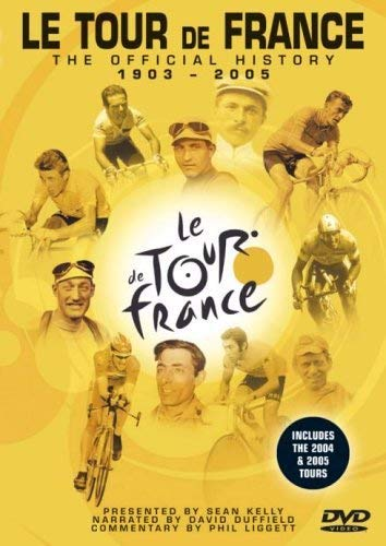 Official History Of The Tour De France 1903 To 2005 [DVD] from Duke Video