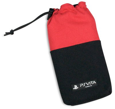 Officially Licensed 4Gamers Clean 'n' Protect Kit - Red (PlayStation Vita) from 4Gamers
