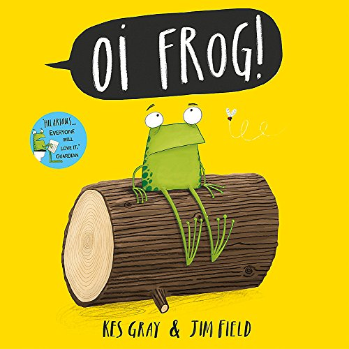 Oi Frog! (Oi Frog and Friends) from Hodder Children's Books