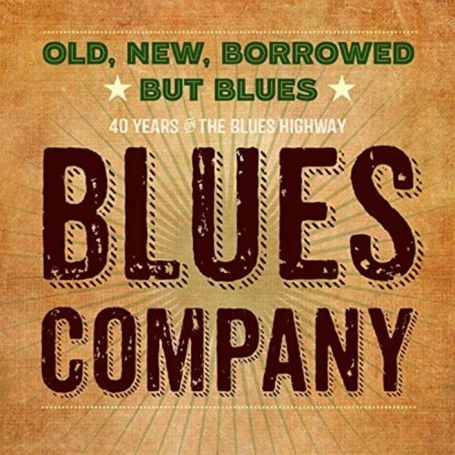 Old, New, Borrowed But Blues [VINYL]