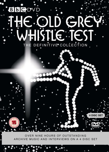 The Old Grey Whistle Test – The Definitive Collection [DVD] [1977] from BBC