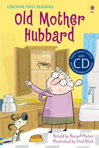 Old Mother Hubbard (Usborne First Reading): 1 (First Reading Level 2) from Usborne Publishing Ltd