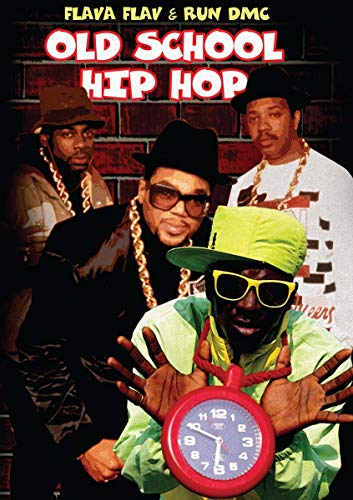 Old School Hip Hop: Run DMC & Flava Flav [DVD] [2011] from Wienerworld