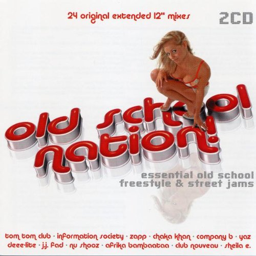 Old School Nation Vol. 1