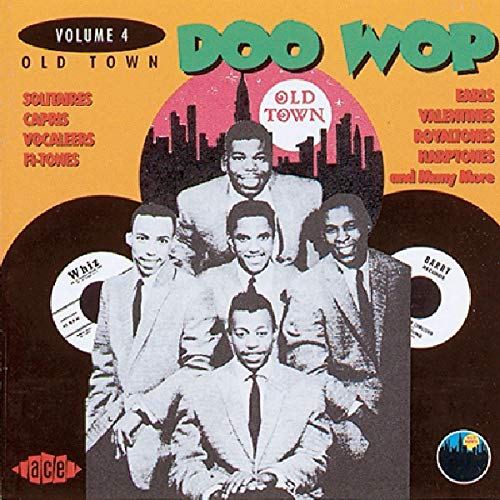 Old Town Doo Wop Vol.4 from ACE