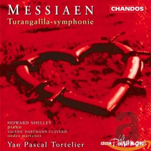 Olivier Messiaen: Turangalîla-Symphonie from CHANDOS GROUP