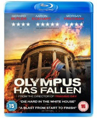 Olympus Has Fallen [Blu-ray] [2013] from Lions Gate Home Ent. UK Ltd
