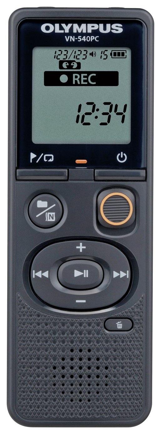 Olympus VN-540 PC 4GB Dictation Machine from Olympus