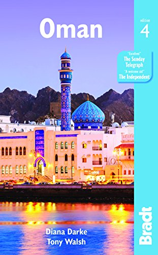 Oman (Bradt Travel Guides) from Bradt Travel Guides