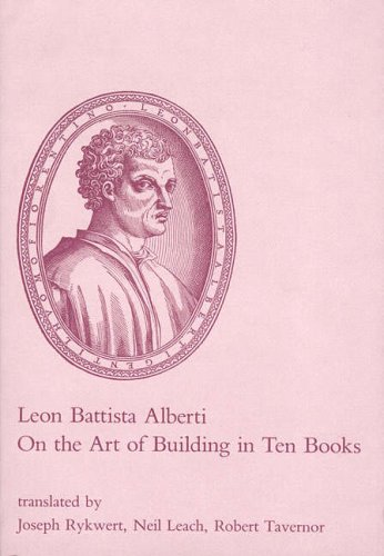 On the Art of Building in Ten Books from MIT Press