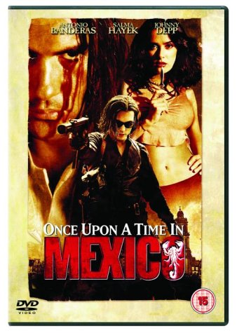 Once Upon a Time in Mexico [DVD] [2011] from Sony Pictures Home Entertainment